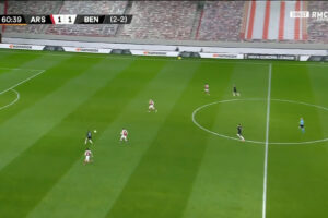 Video: Dani Ceballos gifts Benfica goal against Arsenal with horrific mistake as Gunners are hit on break after corner
