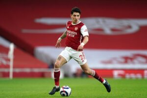 Arsenal defender linked with summer move to Paris Saint-Germain