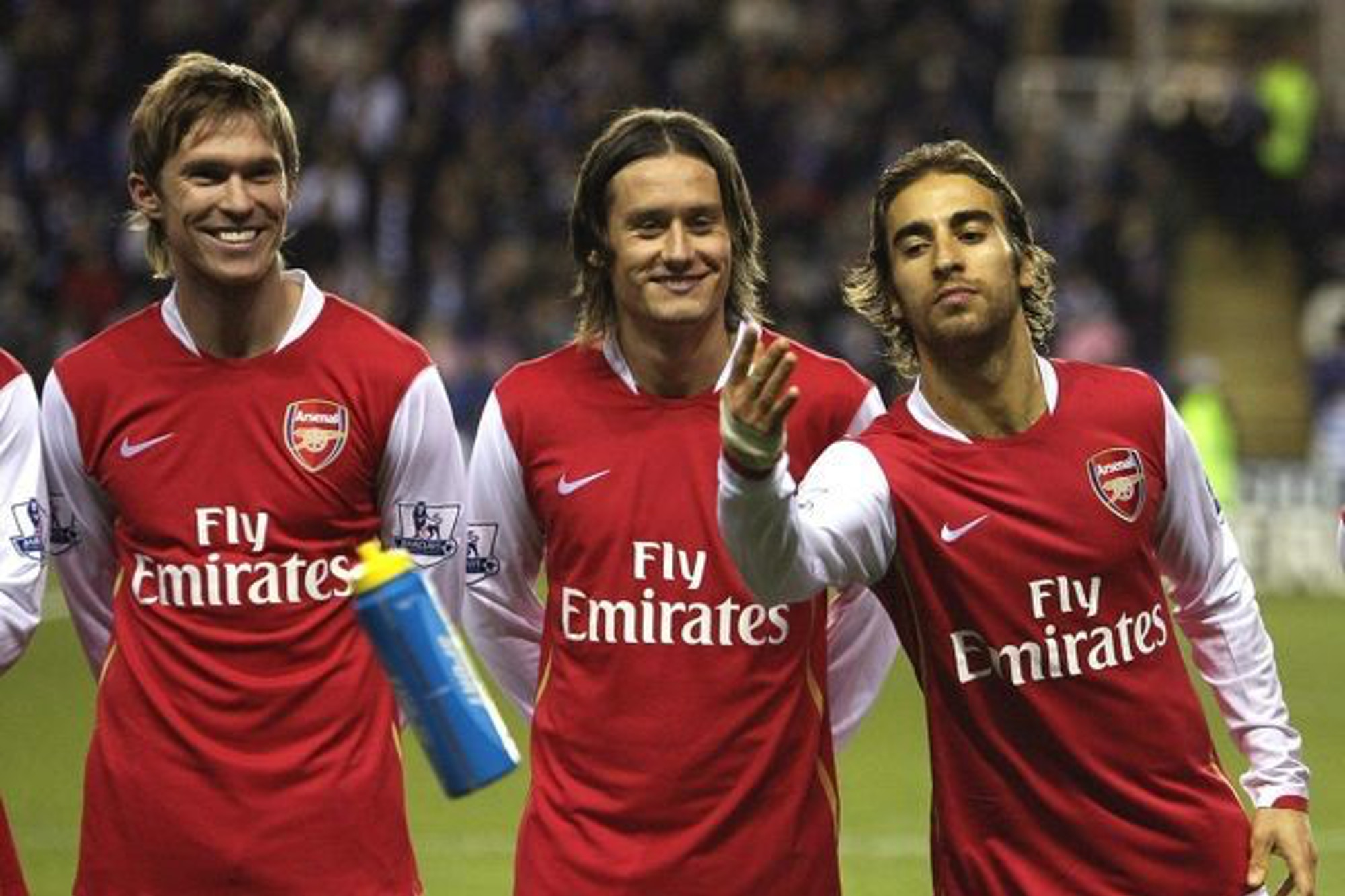 """Video: 7 years ago today – Thomas Rosicky scored """"one of the best ever"""" Arsenal goals"""