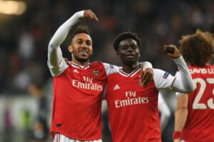 Video: The Top 20 Arsenal goals in 2020