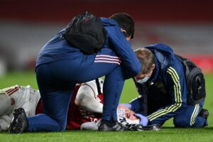 Arsenal 25-year-old ruled out of Benfica clash: Return date set
