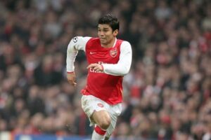 Video: Watch all Eduardo's goals for Arsenal on his birthday