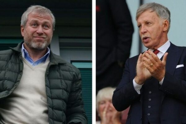 Top 10 richest club owners in world football, featuring Chelsea & Arsenal chiefs