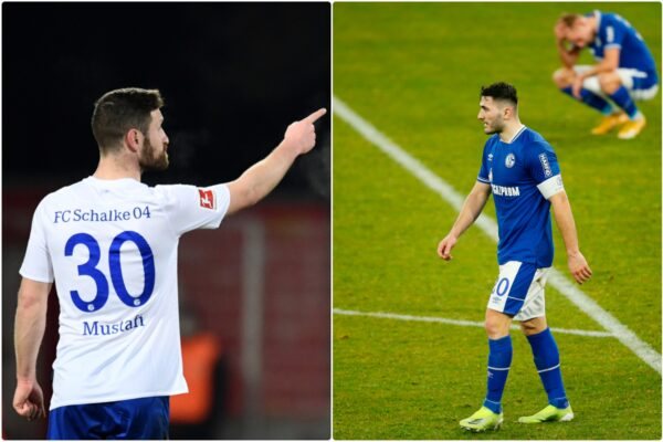 Embarrassment for Arsenal as loanee leads 'player revolt' to sack manager with recently released Gunner also causing trouble for Schalke