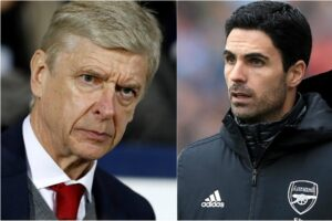 Worrying statistics shows Arsenal may have made a huge mistake letting Arsene Wenger go