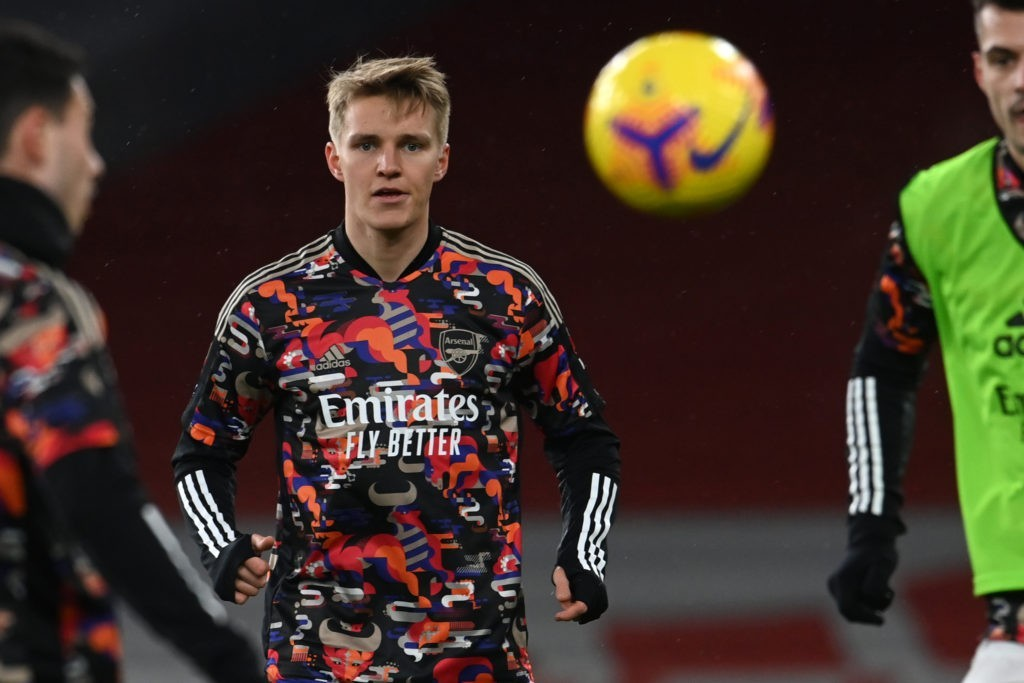 Arsenal add 4 players to Premier League squad