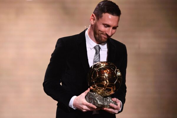 Lionel Messi named Player of the Decade by IFFHS