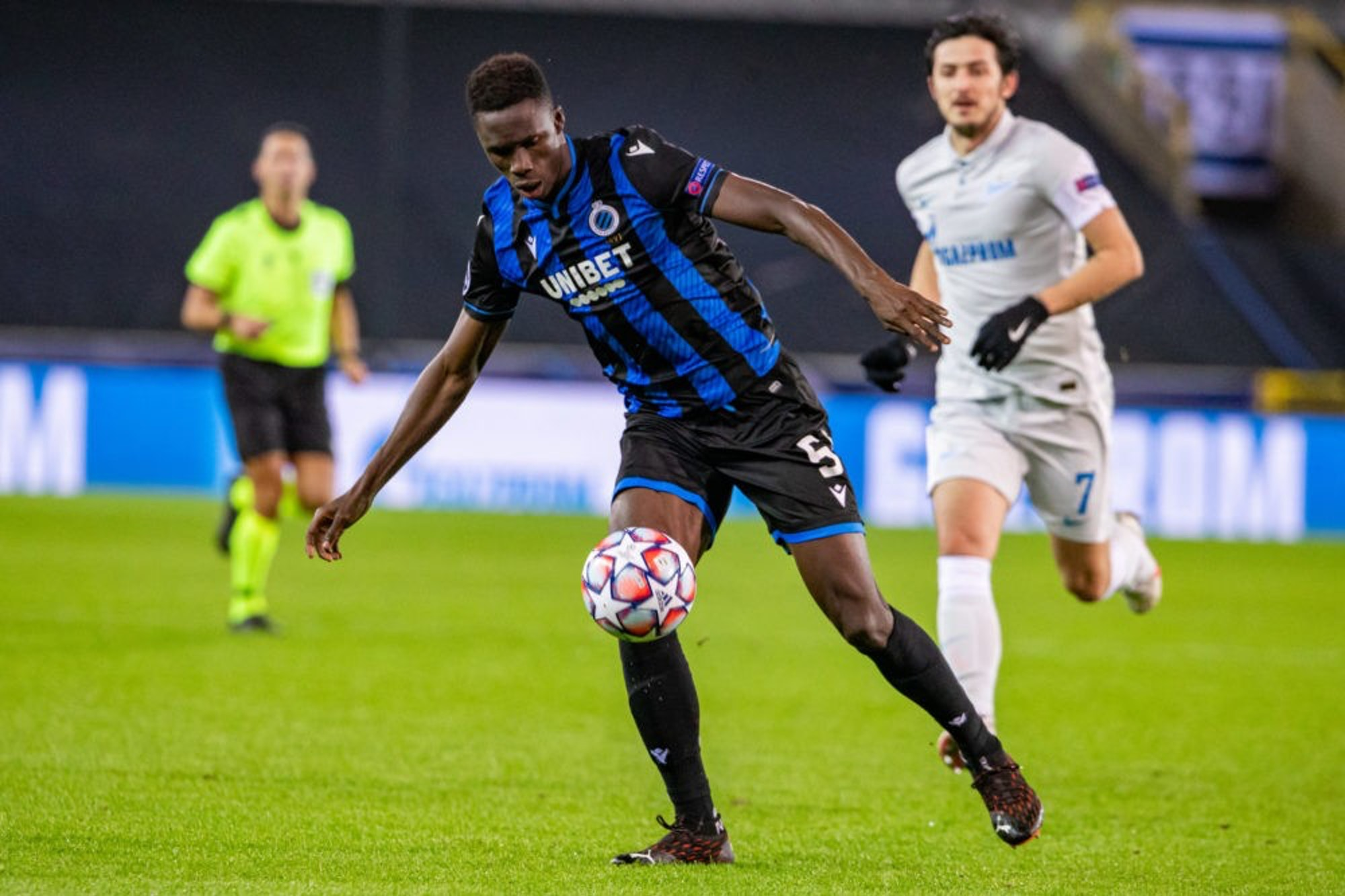 Arsenal make Club Brugge's Kossounou a priority summer target