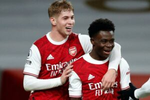 Agreement in principle: Arsenal look set to extend contract of phenomenal academy product