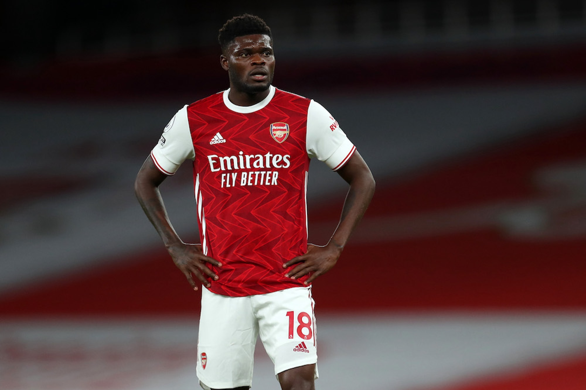 Thomas Partey lifts lid on what life is like under Mikel Arteta
