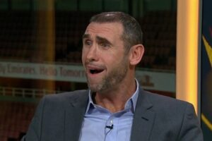 Keown excited at this one Arsenal thing that he has not seen since Wenger era