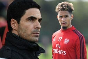 Should Saliba stop talking about Mikel Arteta all the time?