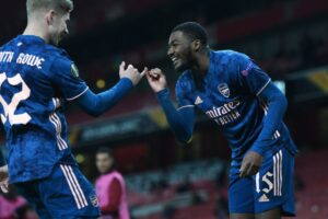 """Maitland-Niles says I just want """"to show the world how good I am,'"""