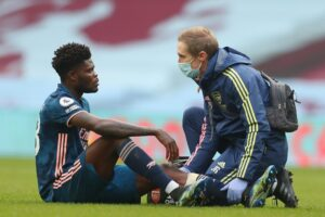 """""""Multiple factors at play here"""" Expert explains why Partey keeps getting injured"""