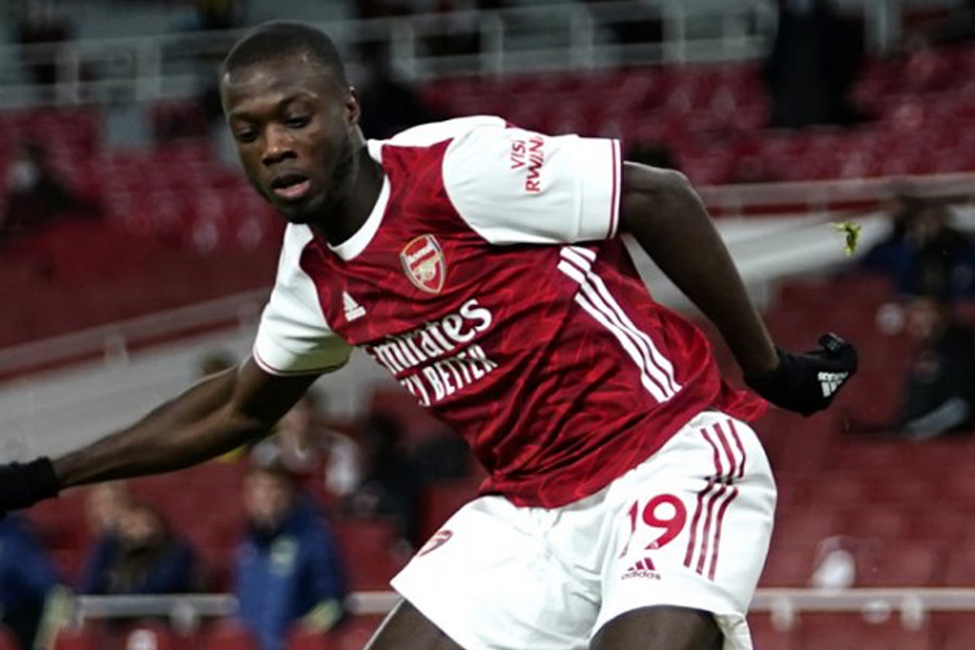 Arsenal manager Arteta delighted with Pepe progress in 'every training session'
