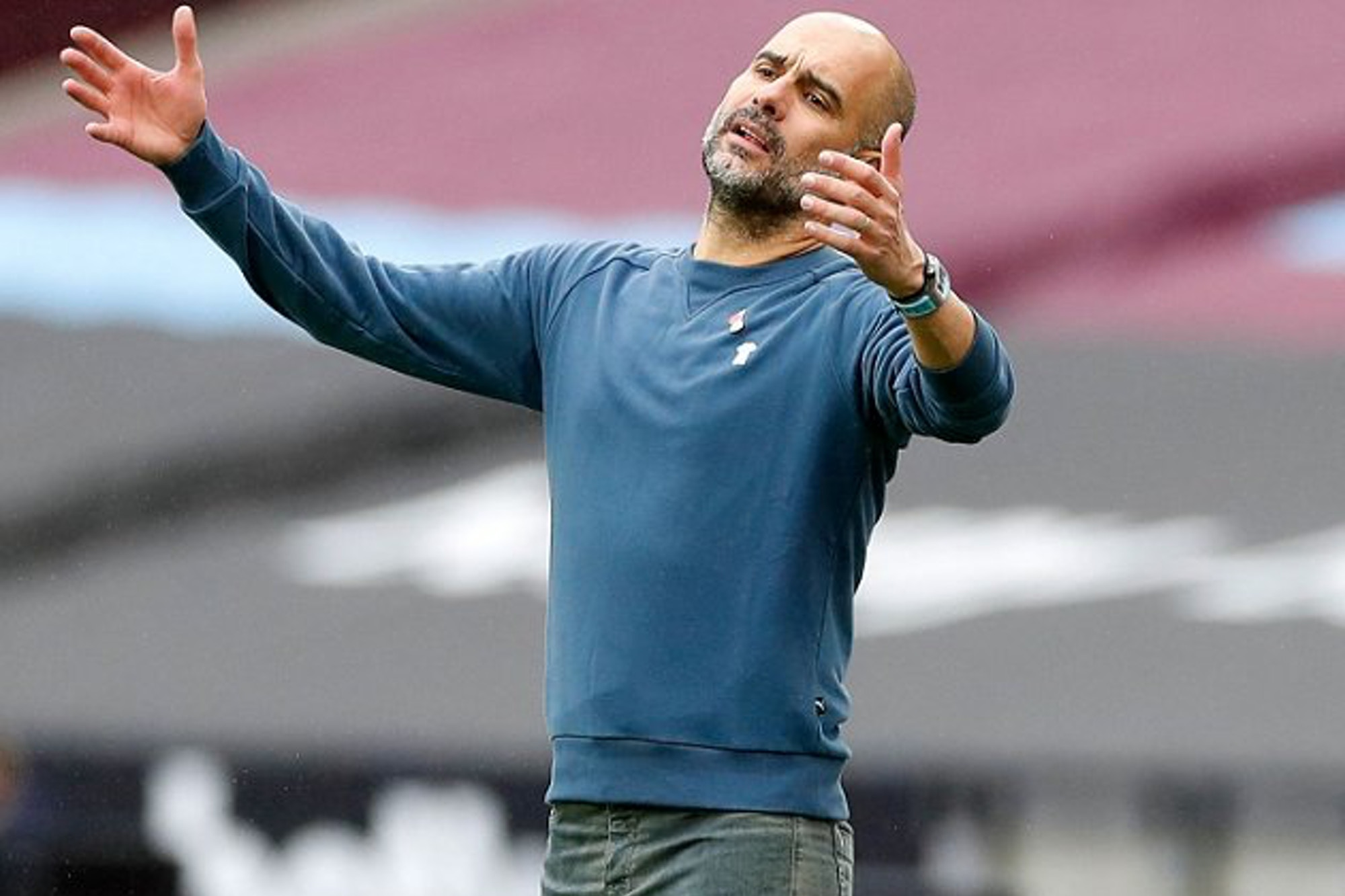 Man City boss Guardiola: Arsenal better than their opponents in every game since New Year