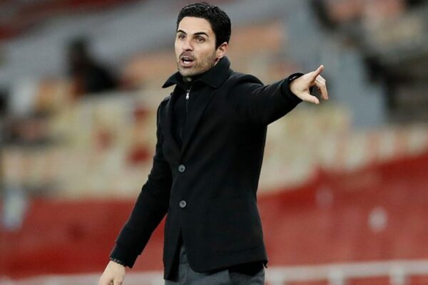 Arsenal boss Arteta: We must show our personality against Man City