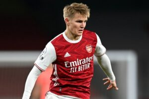 Odegaard prepared to stay with Arsenal long-term
