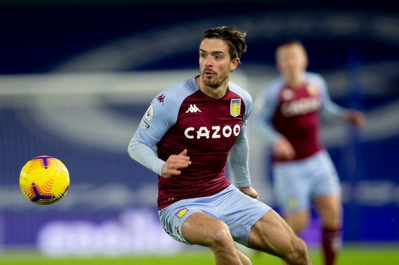 Jack Grealish has explained his best position to Mikel Arteta amid Arsenal transfer links