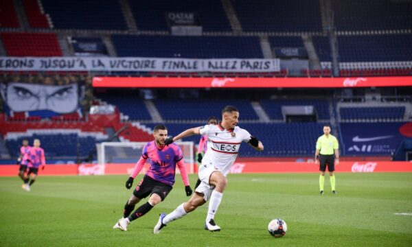William Saliba has tested positive for Covid-19 and will have to isolate for the next 10 days, according to reports in France.