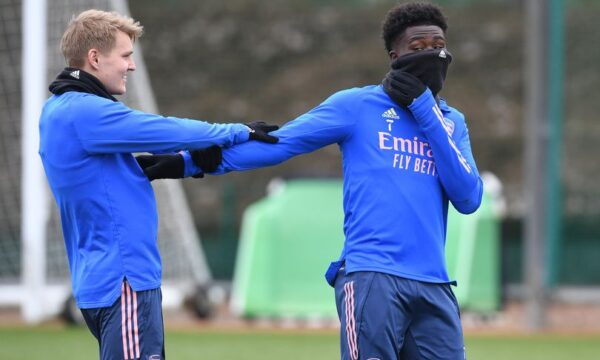 Odegaard, Saka, Partey - Arsenal injury news and expected return dates ahead of Liverpool clash
