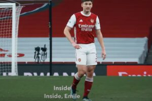 Kieran Tierney, not only a talented footballer, but a passionate natural leader and our feature Arsenal Captain
