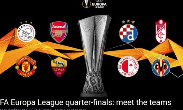 UEFA Europa League quarter-final and semi-final draw