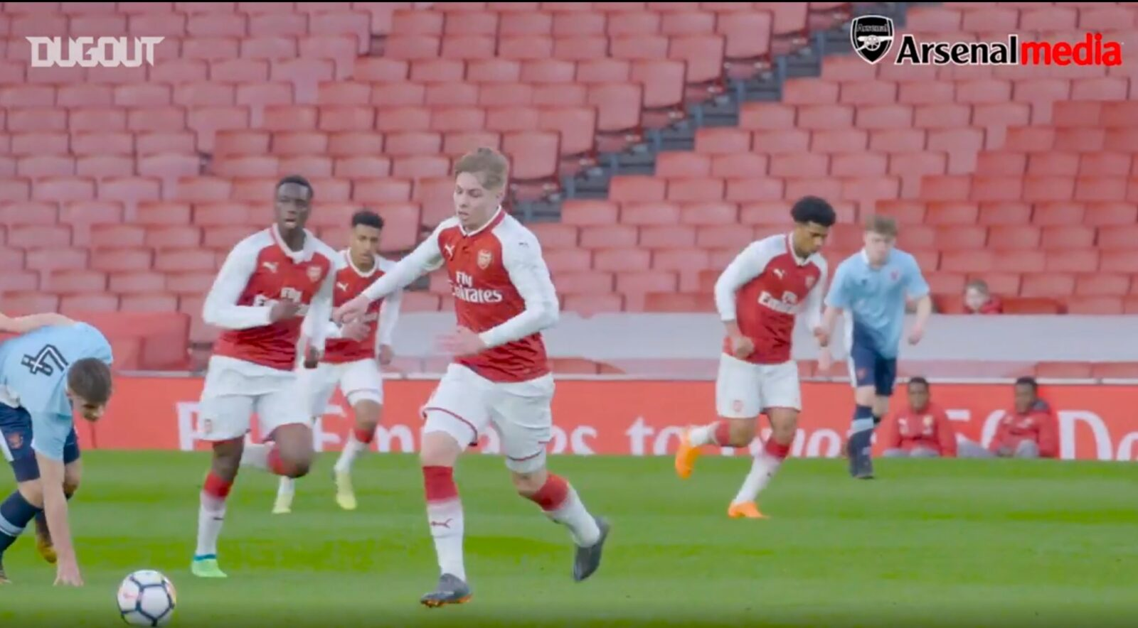 The best of Emile Smith Rowe's journey at Arsenal