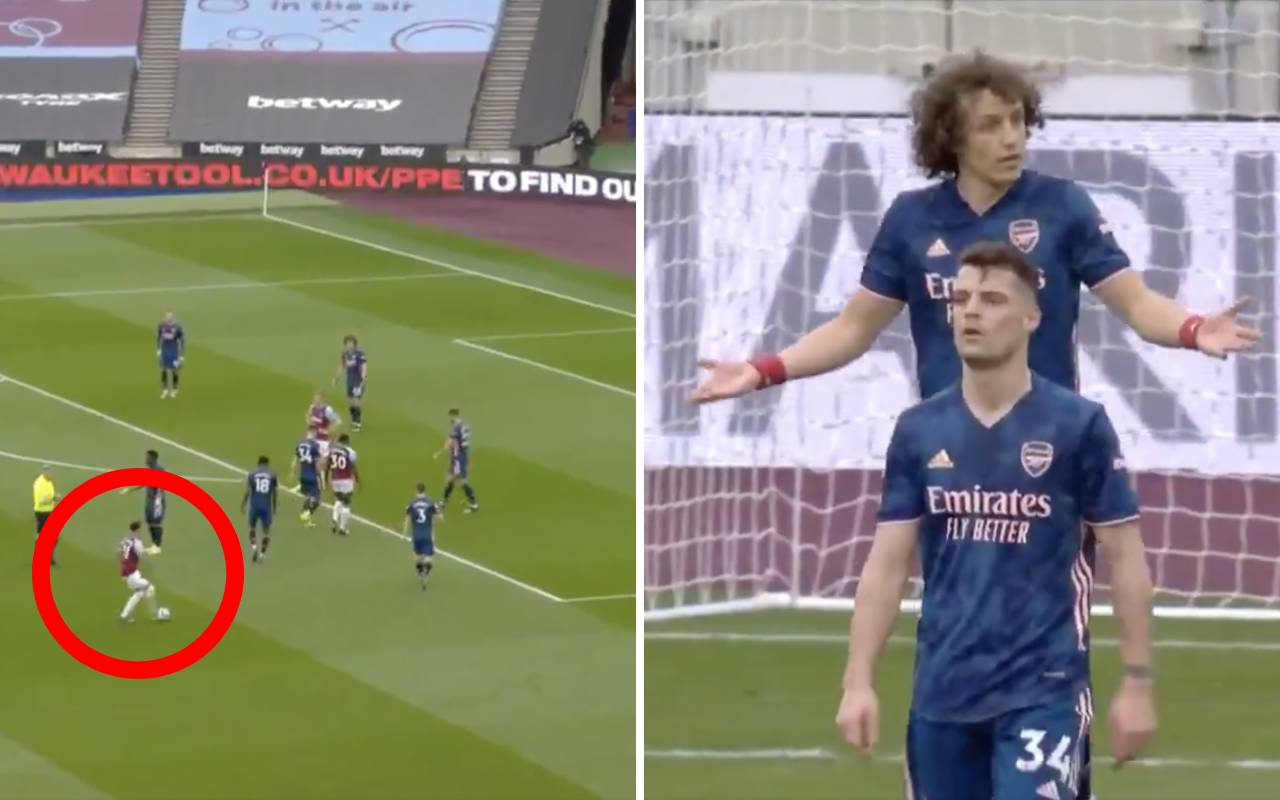 Video: Quick-thinking from Jesse Lingard catches Arsenal with their pants down