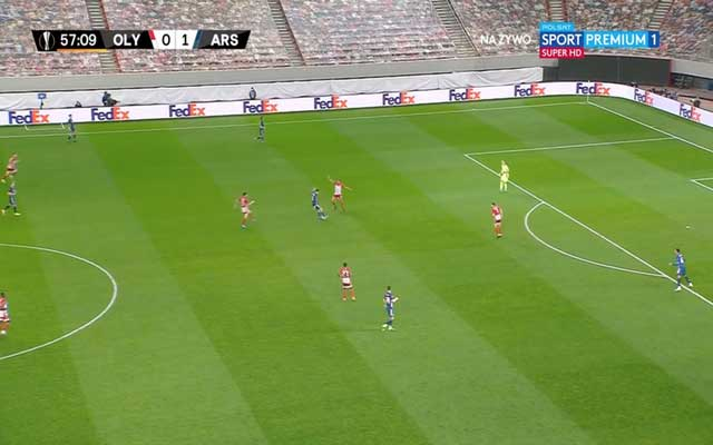 Video: Dani Ceballos secures back-to-back costly mistakes for Arsenal