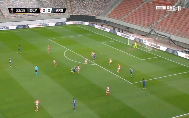 Video: Martin Odegaard scores with thunderous strike for Arsenal