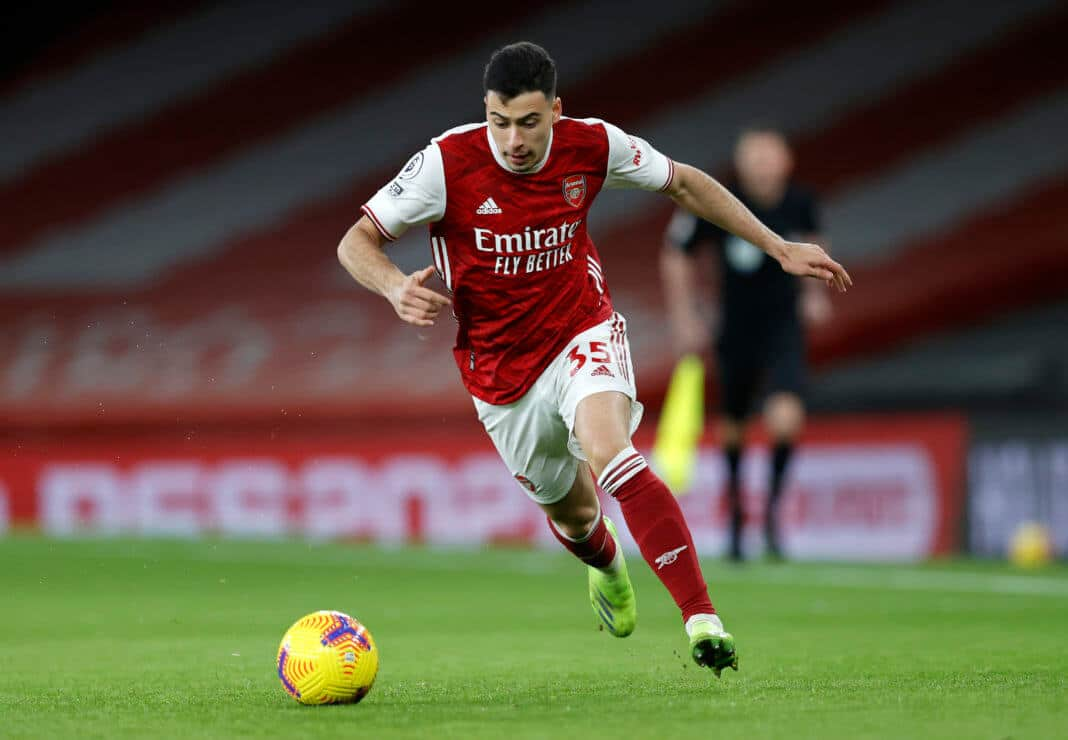 Mikel Arteta explains what Gabriel Martinelli needs to do after Leicester snub
