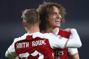 Arsenal own two of only three players to boast this stat