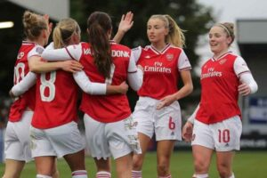 Arsenal ladies need to beat Tottenham to stay in race for Top Three