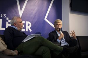 """Arsène Wenger on the dangers facing football: """"Doping and corruption."""""""