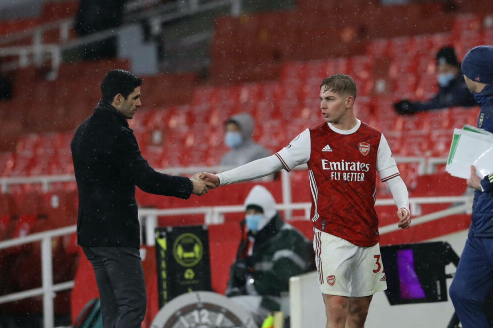 Mikel Arteta provides injury update on Emile Smith Rowe