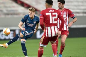 """Video: Odegaard """"The mentality in this team is great. I've felt home from day one. I'm happy to be here, I feel very good."""""""