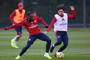 Atletico Madrid ready to pounce as Arsenal star tells club to listen to transfer offers