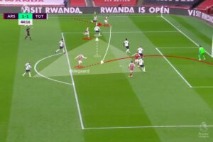 Tactical Analysis: How Tottenham Hotspur's poor game plan played into Arsenal's hands