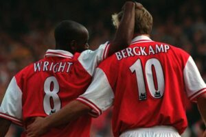 Video: 19 years ago today Bergkamp scored that iconic goal against Newcastle