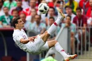 Cedric Soares gets surprise Portugal call-up