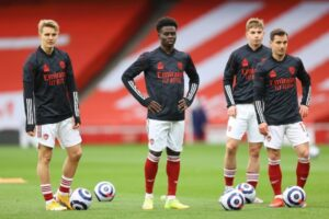 These two Arsenal playmakers continue to shine to give Arteta hope for the future