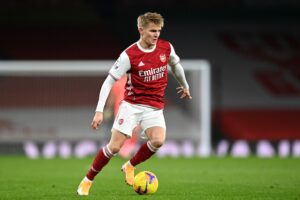 Arsenal increasingly tipped by bookies to clinch permanent Martin Odegaard transfer