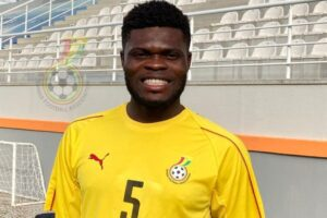 Thomas Partey gets late Ghana call-up for March break