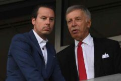 Arsenal fans' forum highlights: Josh Kroenke on the Super League, selling and trust of fans