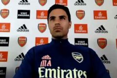 Arsenal fans might be disappointed with Mikel Arteta's take on the Kroenkes