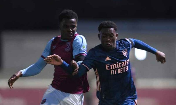 Arsenal learn their opponents for the final rounds of the FA Youth Cup