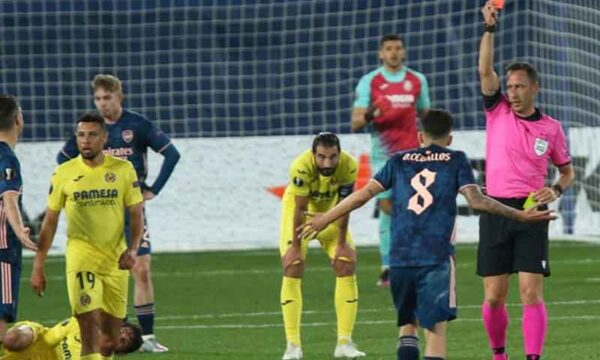Player Ratings: Villareal 2-1 Arsenal - A poor performance by Arsenal