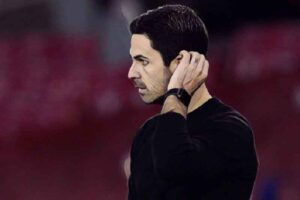 Arteta facing 'growing resentment' as Arsenal players grow frustrated at being blamed for clubs struggles