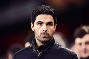 Arteta reacts to Petit comments about senior players treating Arsenal like a 'vacation'